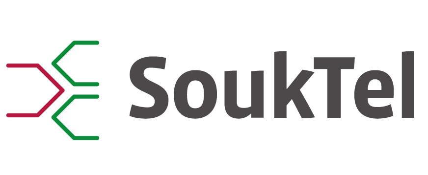 Souk Tel Logo Large