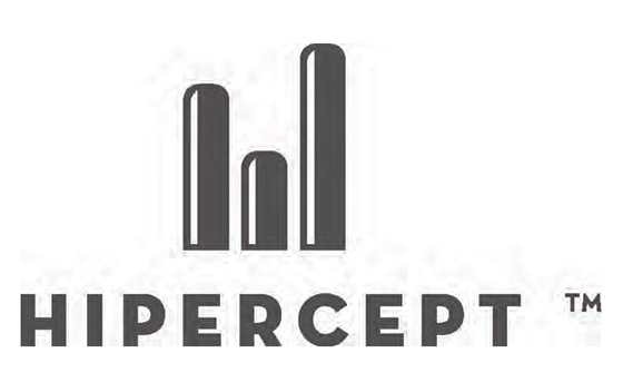 Hipercept Logo With Trademark