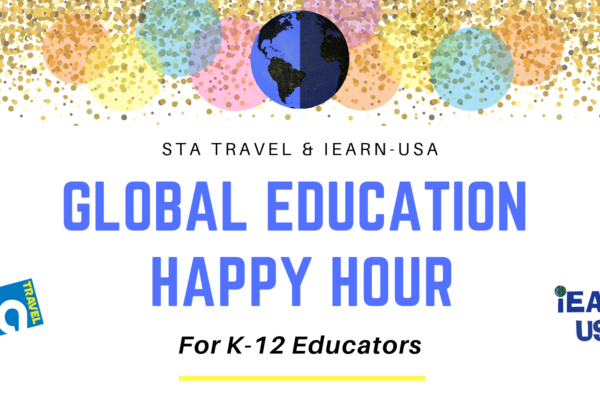 Global Educator Happy Hour Sta Co Event Eventbrite Header