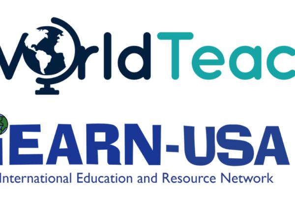 Worldteach and iearn logo