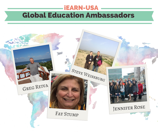 I Earn Usa Global Education Ambassadors