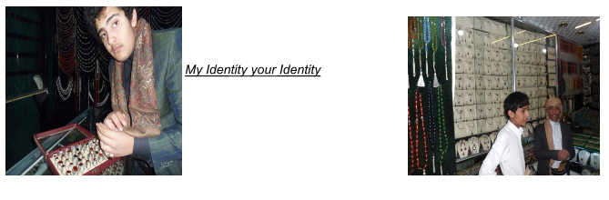 My Identity Your Identity