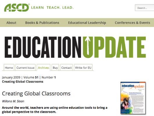 1 2009 Education Update Ascd