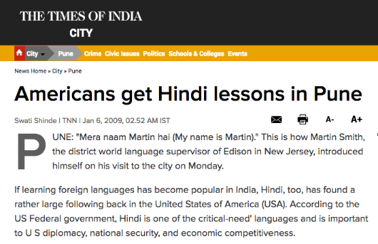 1 6 2009 The Times Of India