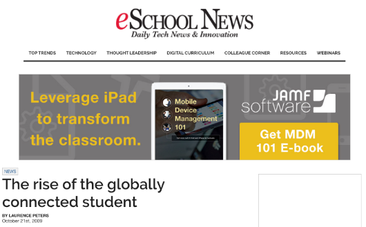 10 21 2009 E School News