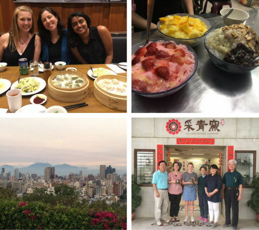 iEARN-USA Staff visit iEARN-Taiwan