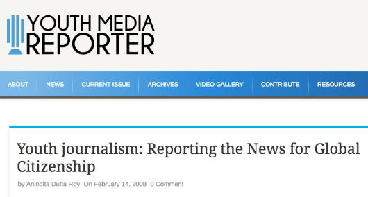 2 14 2008 Youth Media Reporter