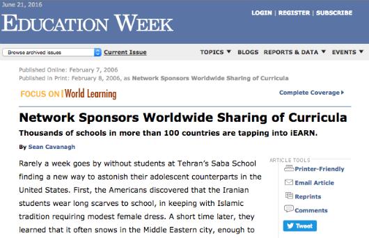 2 2006 Education Week
