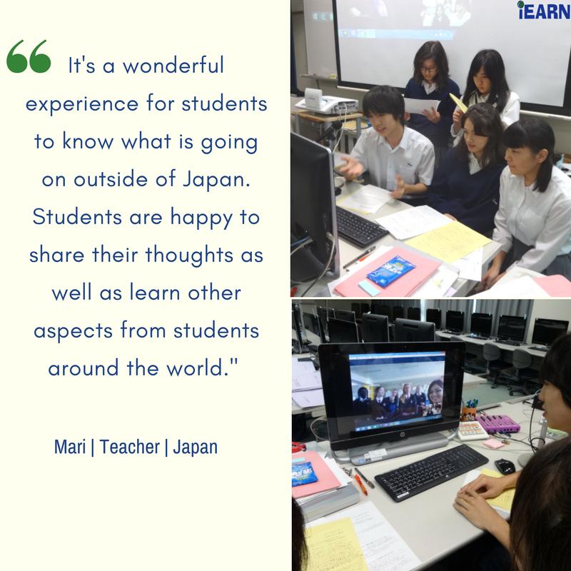 Testimonial Mari Japan