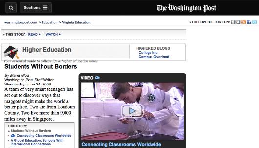 6 24 2009 Washington Post