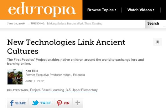 6 6 2002 Edutopia New Technologies