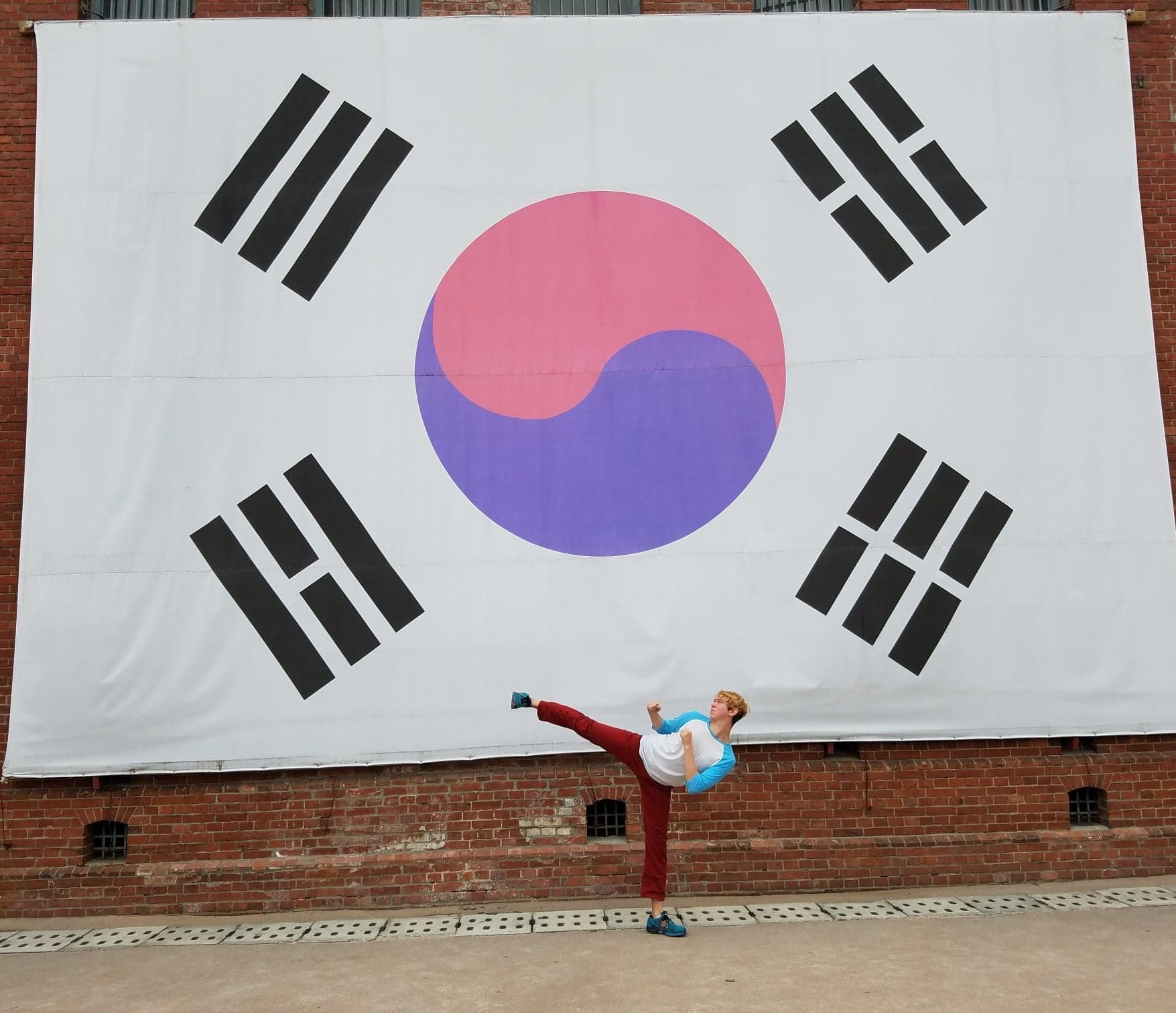 Taekwondo In South Korea