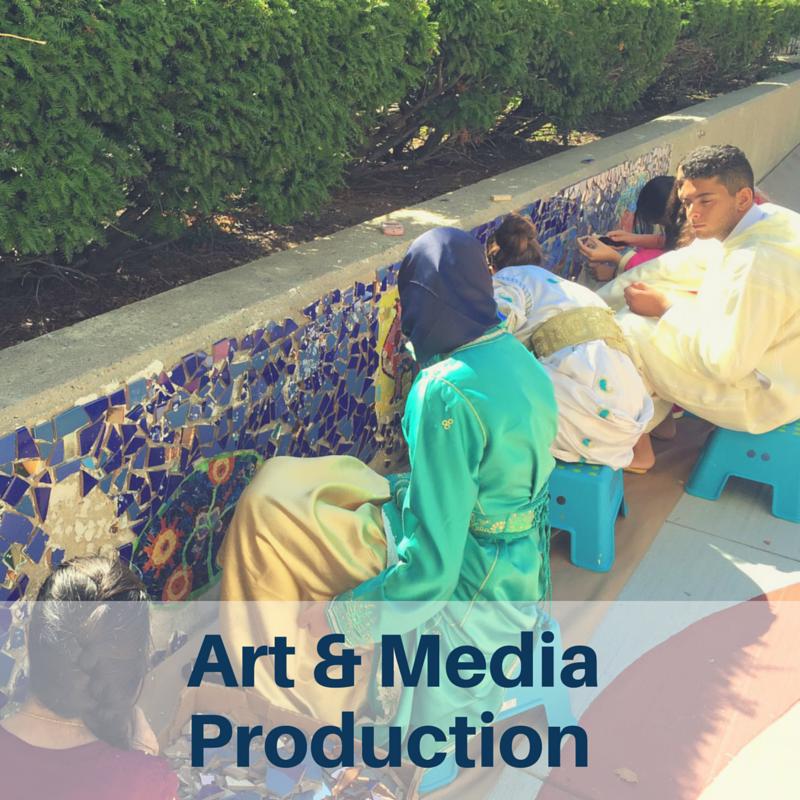 Arts Media Production