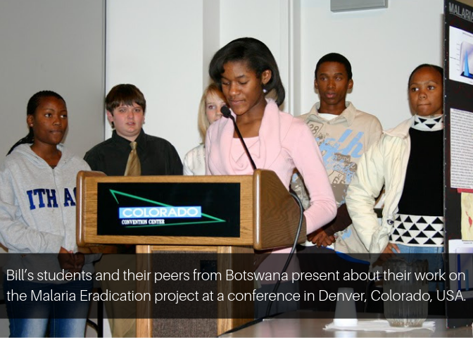Bill Meyers Students Present At Conference Photo 2