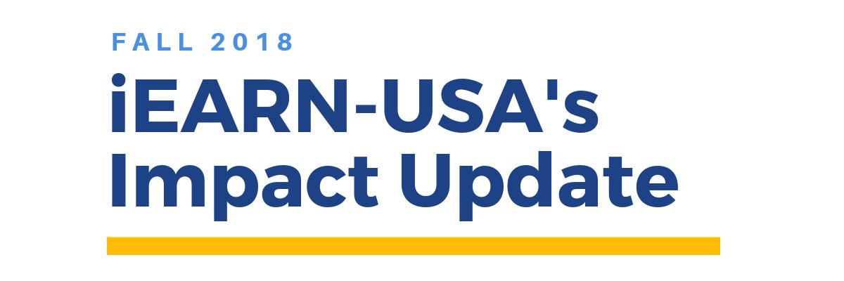 Fall 2018 I Earn Usas Impact Update