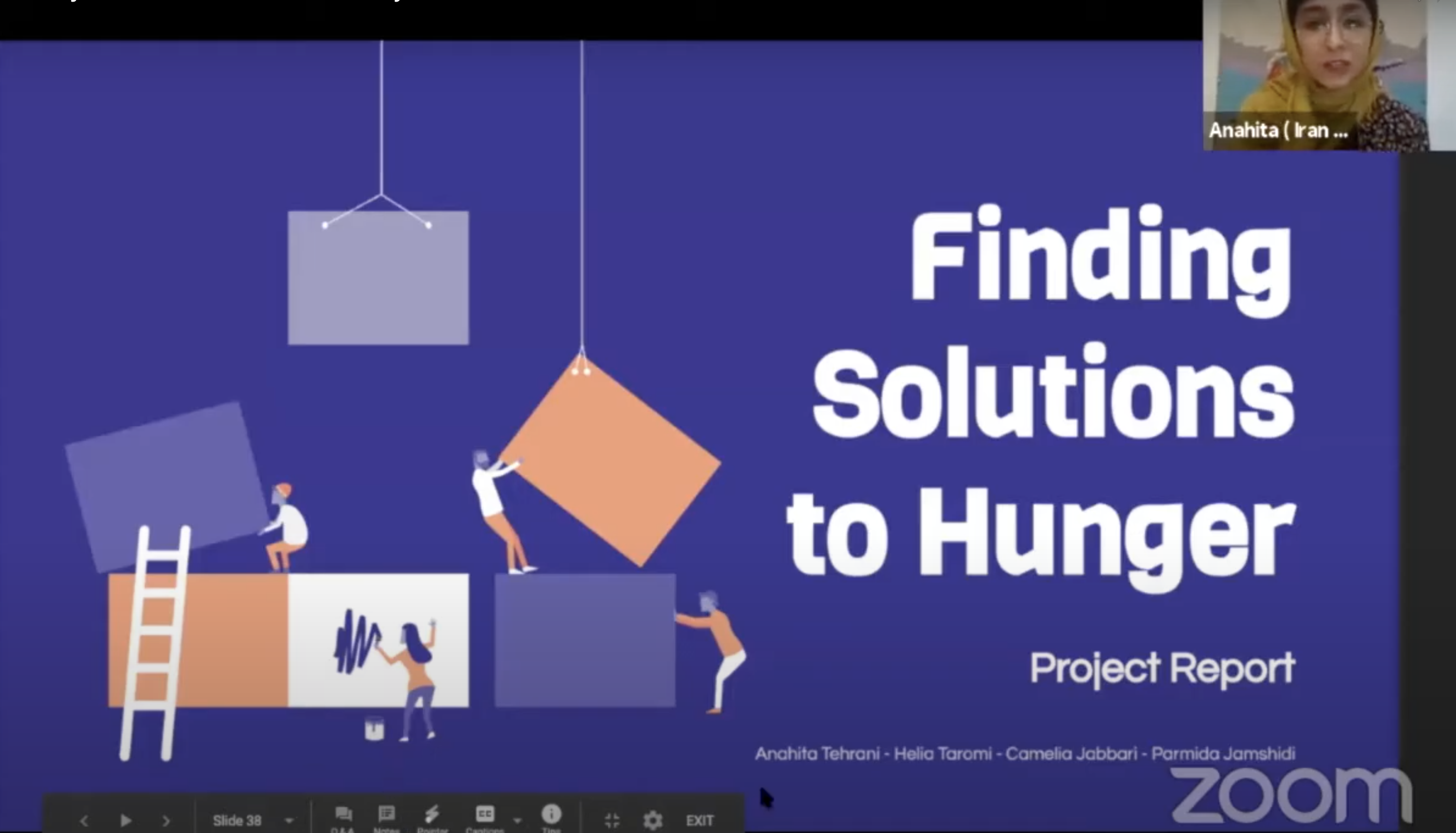 Finding Solutions To Hunger
