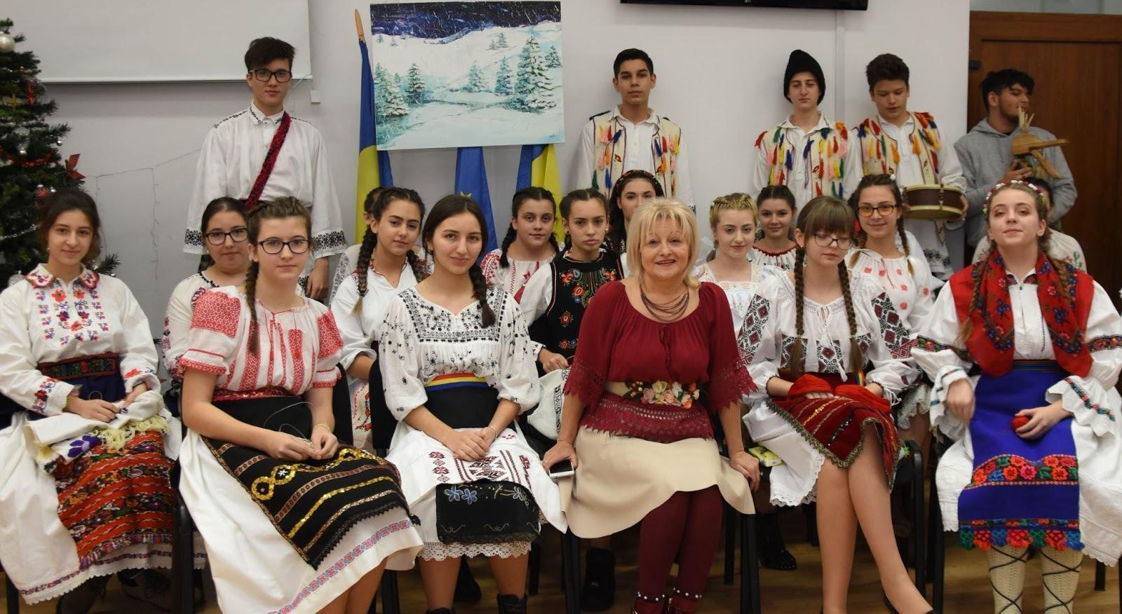 Folk Costumes Around The Globe