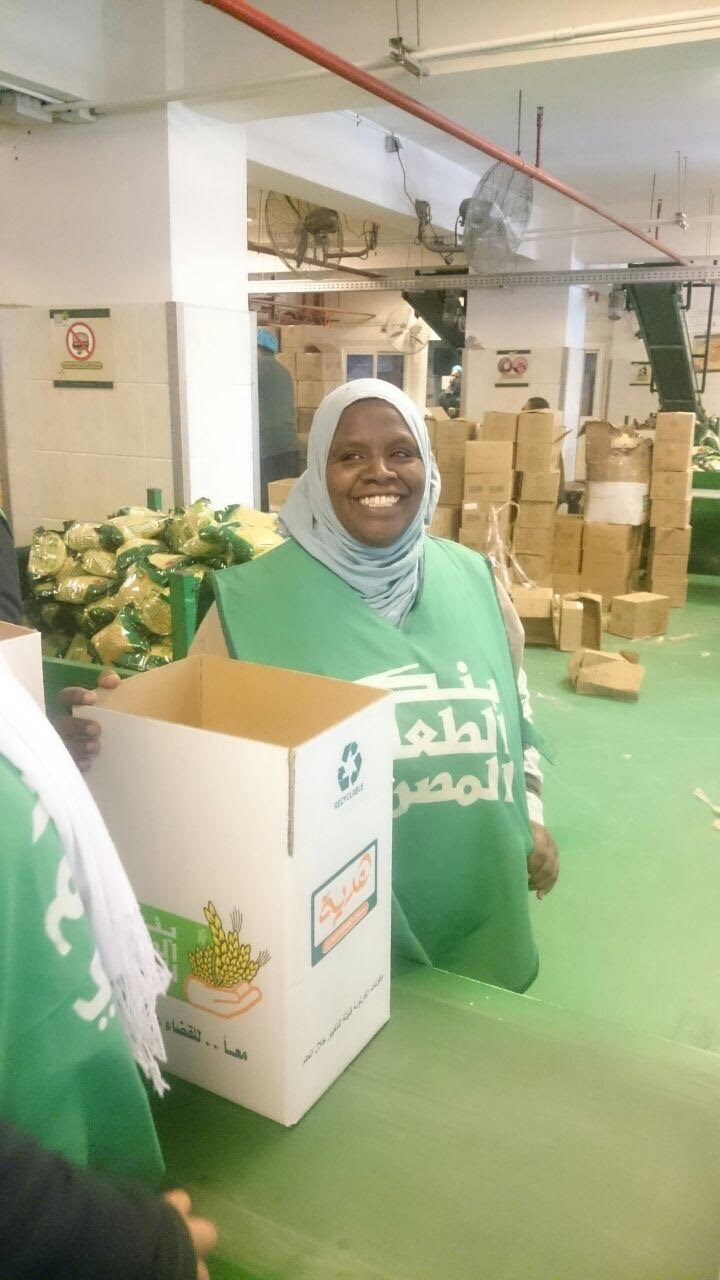Food Bank Egypt 1