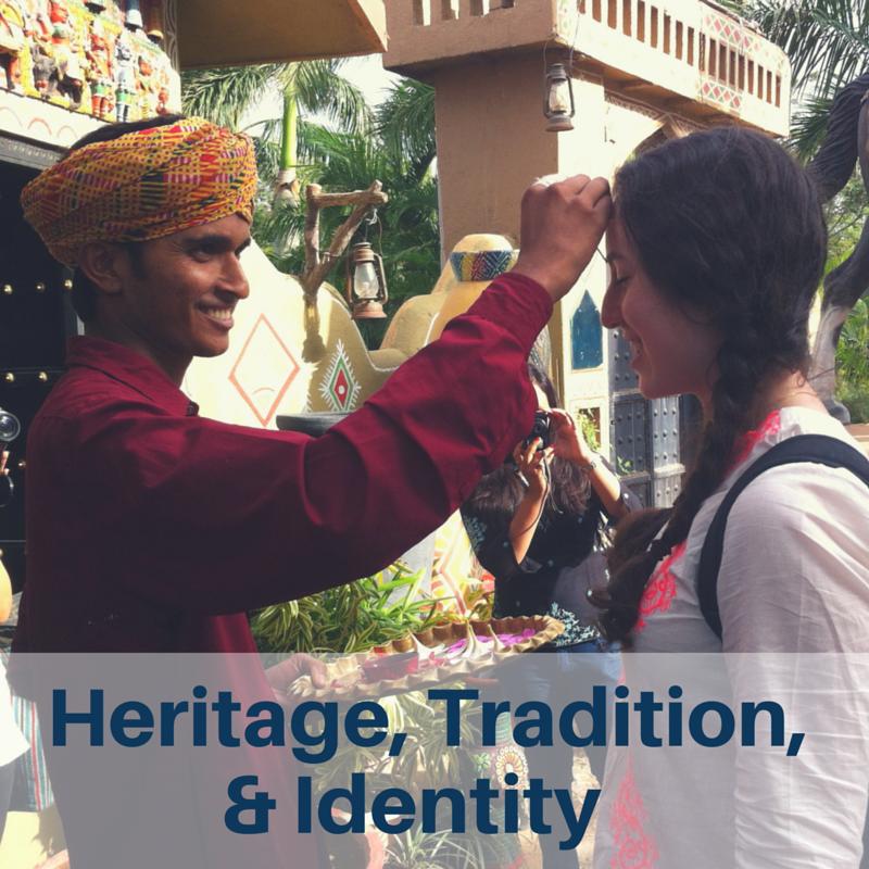 Heritage Identity Tradition