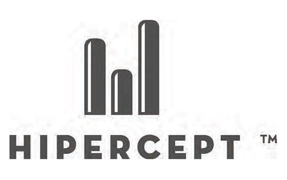Hipercept Logo With Trademark