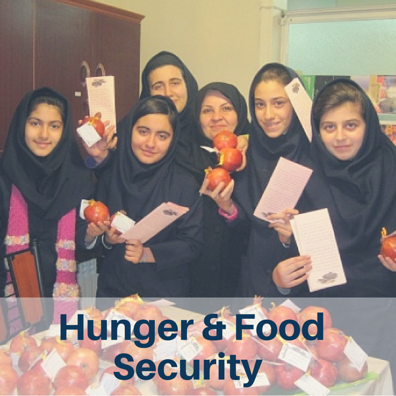 Hungered Food Security 1