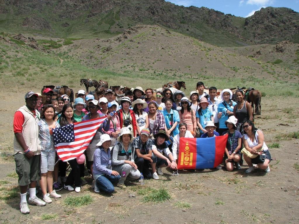 Mongolia Group Exchange