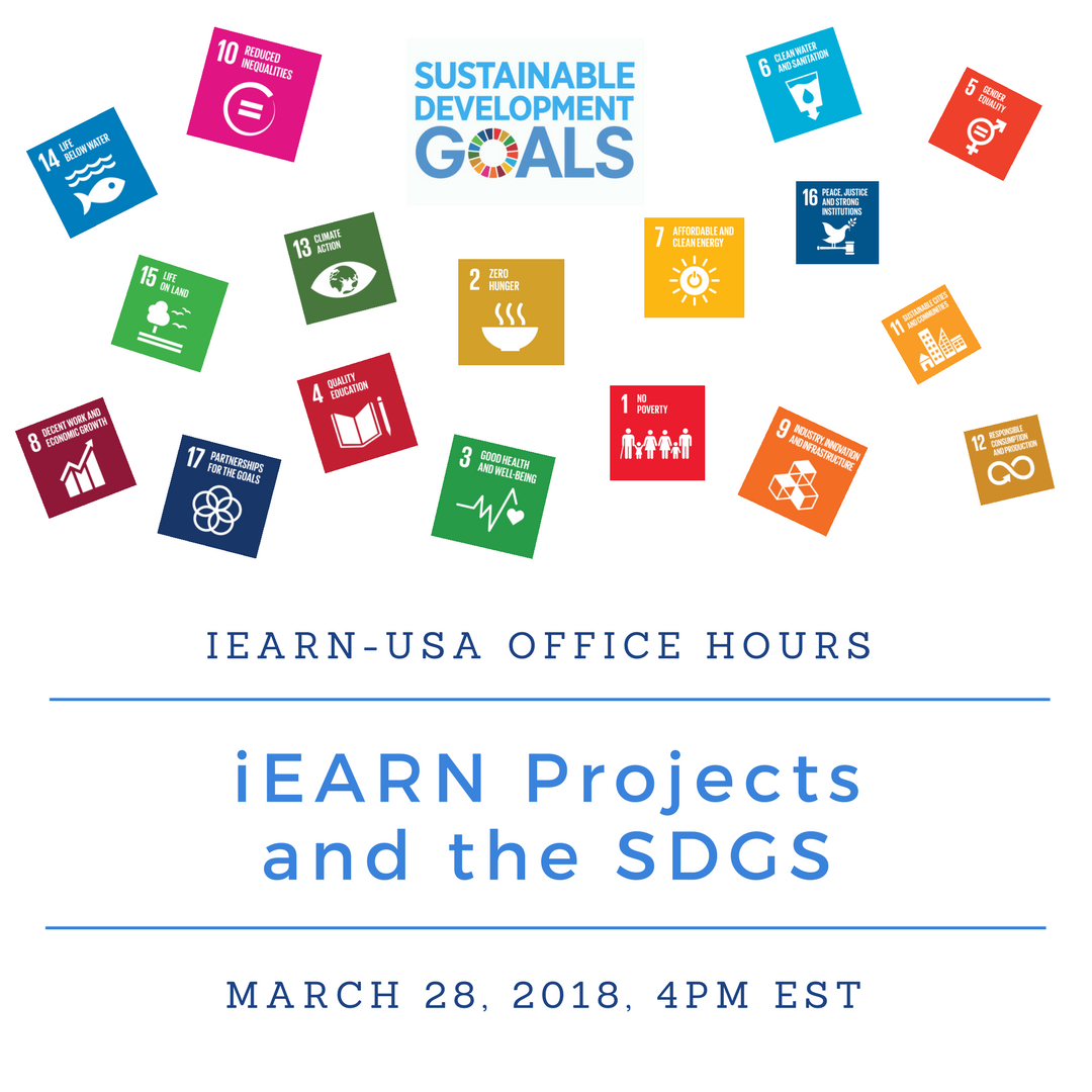Office Hours March Sdgs
