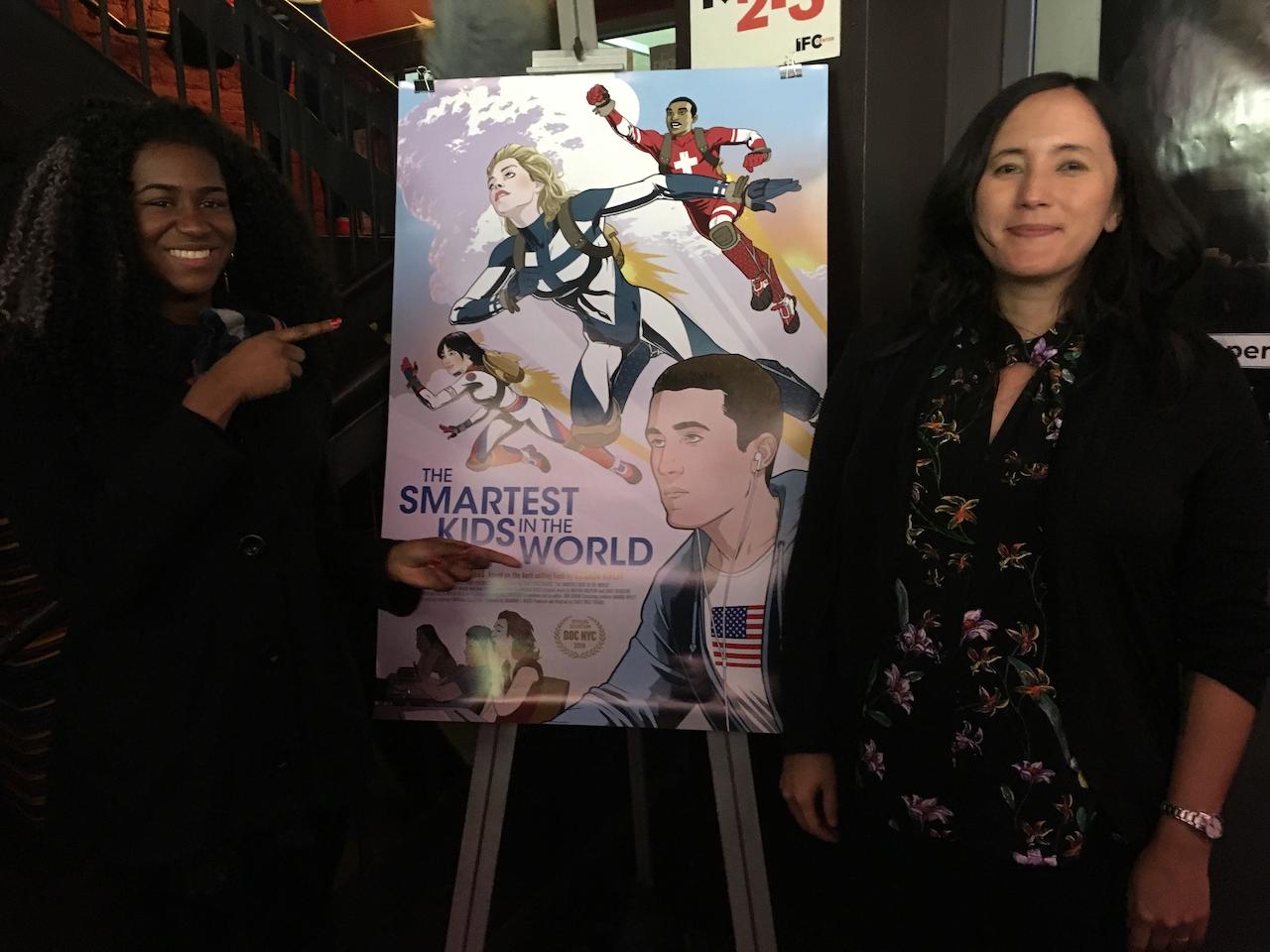 Simone And Ligaya Smartest Kids The World Premiere