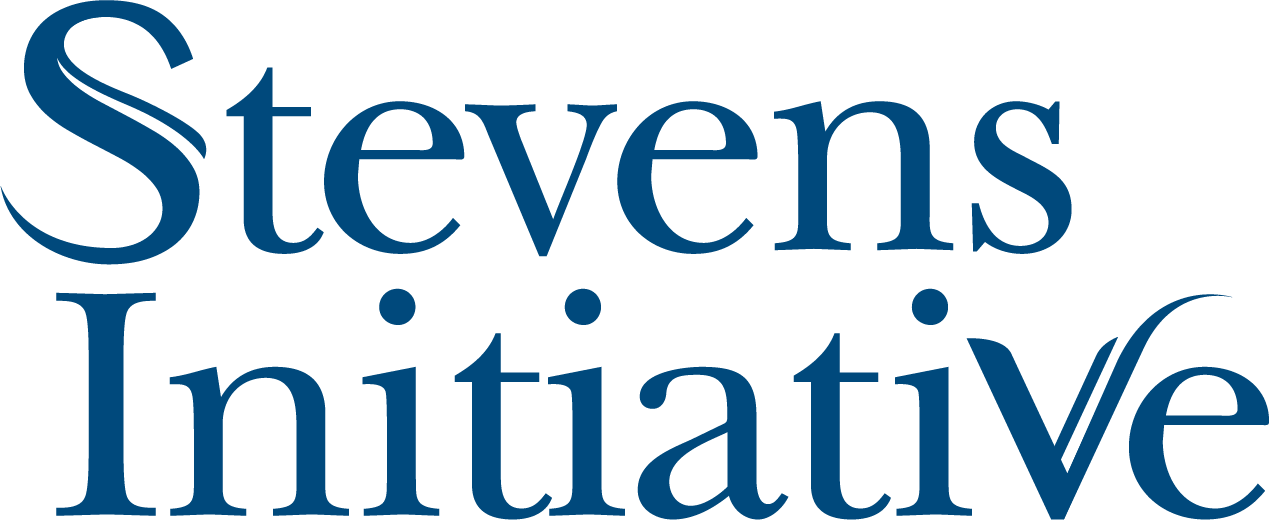 Stevens Initiative Logo Blue 1