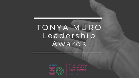 Tonya Muro Leardership Awards