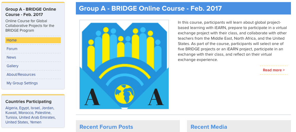 Bridge Online Course Group