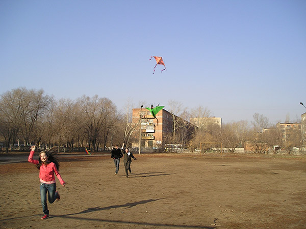 Kites Kazakhstan