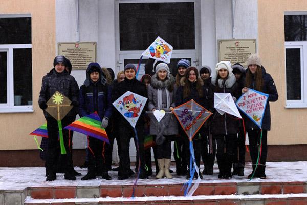 Kites Russia