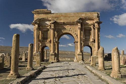 Landmark Algeria